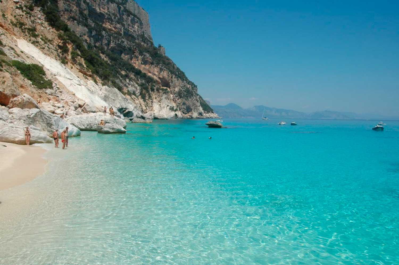 Spiaggia dei Gabbiani