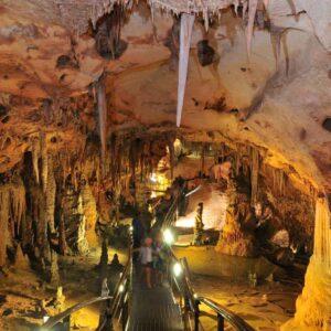 Baunei. Grotta del Fico.